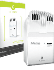 AirRestore™ Element Series Single Unit.air naturalizer, air purifier, element, element series