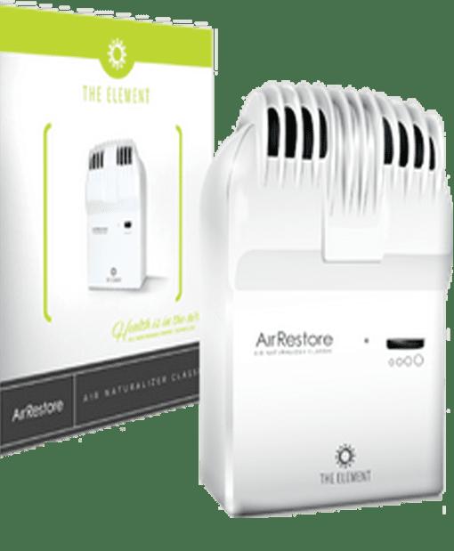 AirRestore™ Element Series Single Unit.air naturalizer, air purifier, element, element series